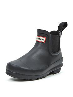hunter-original-kids-chelsea-boots