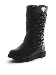 ladybird-younger-girls-effie-quilted-boot