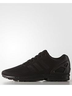 adidas-originals-zx-flux-mens-trainers-black