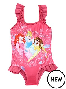 disney-princess-girls-princess-swimming-costume