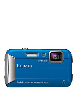 Panasonic DmcFt30EbA Tough 16 Megapixel Waterproof Compact Digital Camera