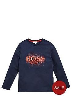 boss-boys-long-sleeve-logo-t-shirt