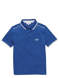 boss-boys-short-sleeve-classic-pique-polo