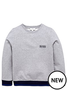 hugo-boss-boys-crew-neck-sweat-top
