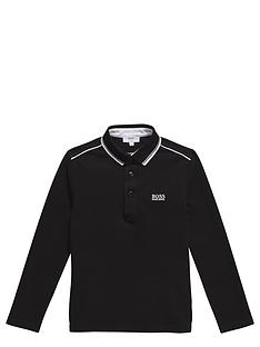 hugo-boss-hugo-boss-boys-long-sleevenbspclassic-pique-polo