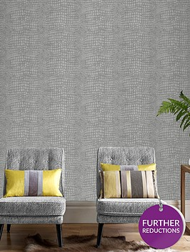 graham-brown-crocodile-effect-wallpaper-grey