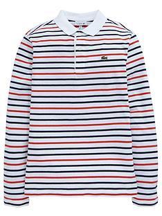lacoste-lacoste-boys-ls-stripe-jersey-polo