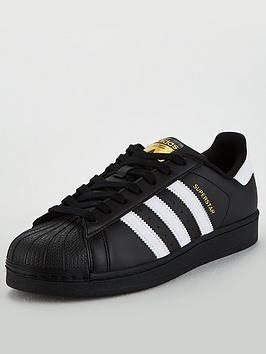 Adidas Originals Superstar Foundation Mens Trainers