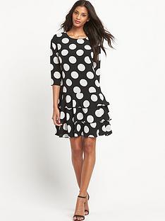 coast-kelis-mono-spot-dress
