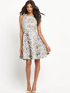 coast-amelia-embroidered-fit-and-flare-dress