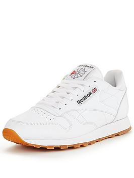 Reebok Reebok Classic Leather Mens Trainers Picture