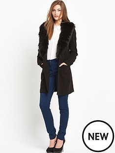 south-south-lightweight-faux-fur-collar-coat