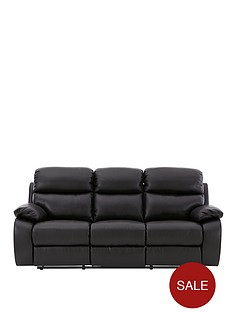draper-3-seater-manual-recliner