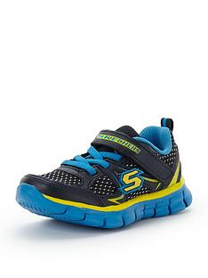 skechers-synergy-mini-dash-strap-toddler-trainers