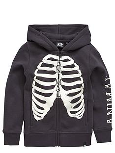 animal-animal-boys-glow-in-the-dark-zip-through-hooded-top