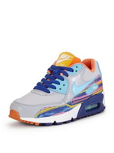 nike-nike-air-max-90-premium-mesh-junior