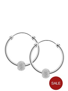 00f480e77 9ct Yellow Gold | Hoop Earrings | Earrings & piercings | Gifts ...