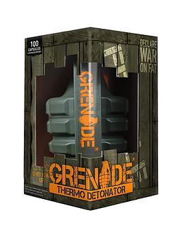GRENADE Grenade Thermo Detonator - 100 Capsules Picture