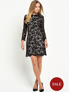 ted-baker-scallop-hem-lace-dress
