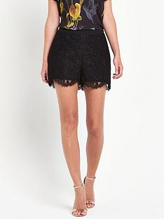 ted-baker-lace-detail-short