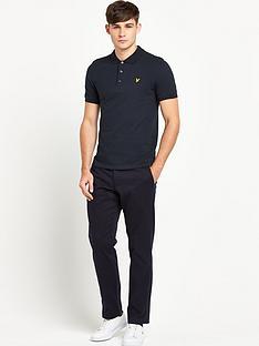 lyle-scott-lyle-amp-scott-core-polo-shirt