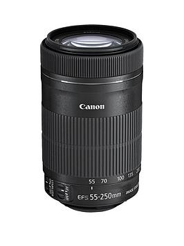 Canon Canon Ef-S 55-250Mm F/4.0-5.6 Is Stm Lens Picture