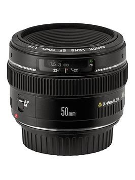 Canon Canon Ef 50Mm F/1.4 Usm Lens Picture