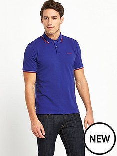 ben-sherman-ben-sherman-tipped-polo-shirt