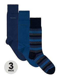 hugo-boss-gift-set-ofnbspsocks-3-pack