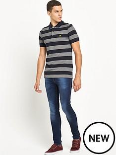 lyle-scott-lyle-amp-scott-block-stripe-polo-shirt
