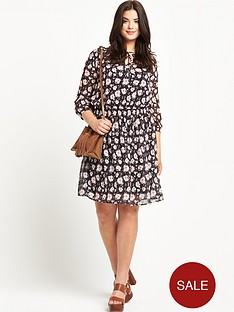 so-fabulous-sboho-shirred-waist-tunic-dress