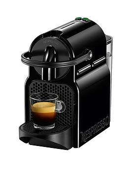 Nespresso Inissia Coffee Machine by Magimix  Black