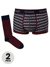 Paintbrush Boxers & Socks