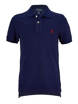 Ralph Lauren Ralph Lauren Boys Classic Polo Shirt - French Navy Picture