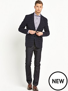 remus-uomo-remus-travo-jacket-navy-check