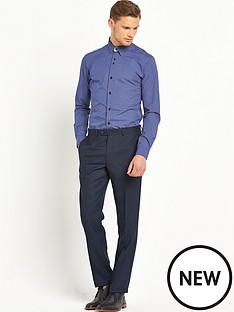 remus-uomo-slim-fit-mens-shirt-blue