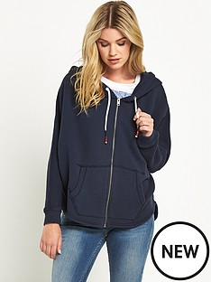 hilfiger-denim-hilfiger-denim-amery-zip-through-hooded-sweat