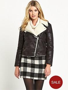 hilfiger-denim-ginny-fake-shearling-biker-jacket