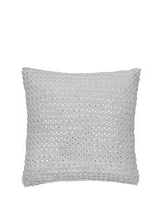 sequin-faux-fur-cushion