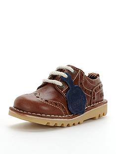 kickers-brogmannbspboys-shoes
