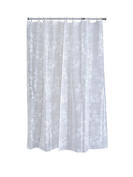 AQUALONA Aqualona Ocean Shower Curtain Picture