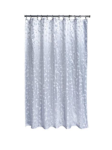 aqualona-metallic-leafnbspshower-curtainnbsp