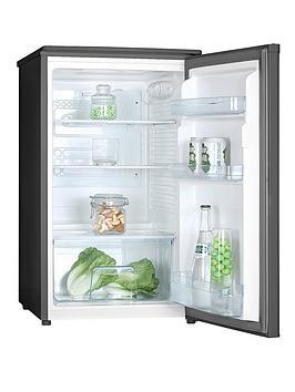 swan-sr8080b-50cm-under-counter-fridge-black-next-day-delivery