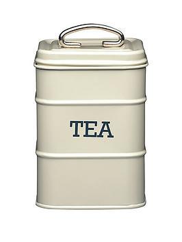 Living Nostalgia Living Nostalgia Tea Tin Picture