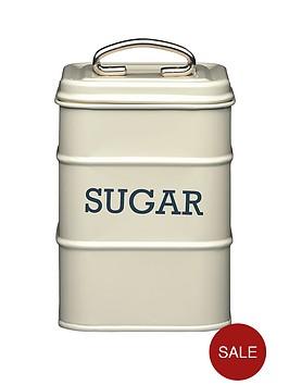 living-nostalgia-antique-sugar-tin-cream
