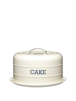 living-nostalgia-antique-domed-cake-tin-cream