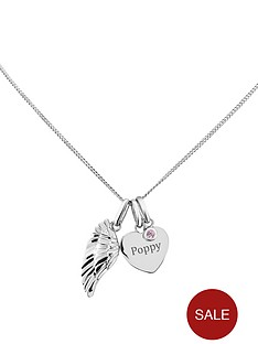 keepsafe-personalised-sterling-silver-angel-wing-and-heart-charm-pendant