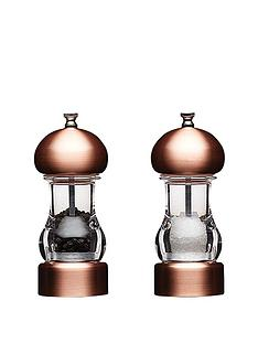 master-class-145cm-copper-effect-filled-capstan-mills-set-of-two