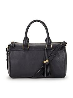 ugg-australia-rae-leather-bowler-bag-black