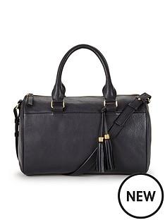 ugg-australia-rae-leather-bowler-bag-black